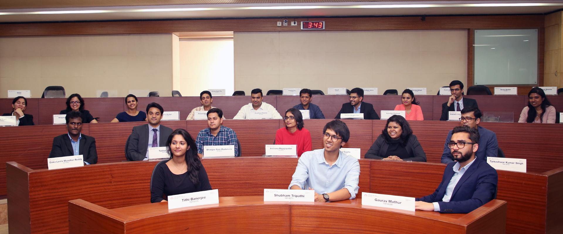 iim bangalore alumni meet speech