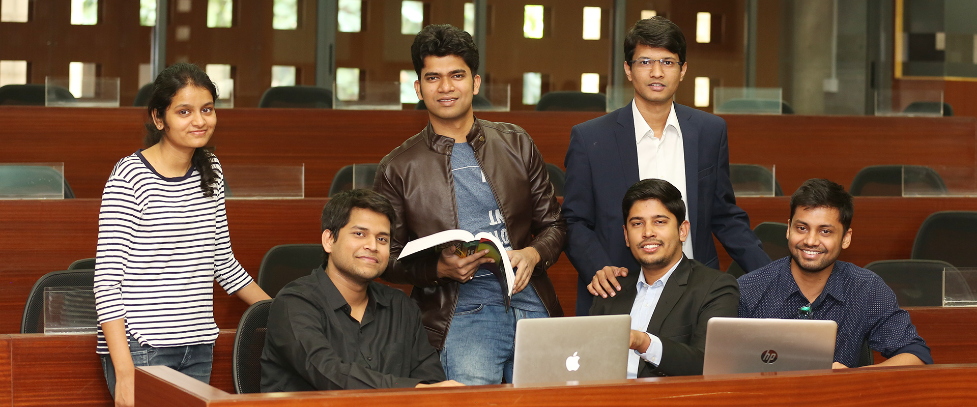 Image result for students studying iim