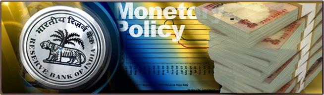 latest monetary policy of india